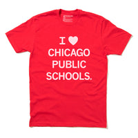 I Heart Chicago Public Schools