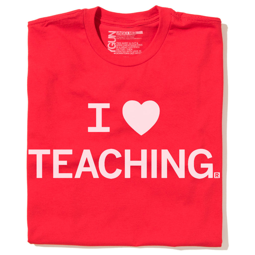 I Heart Teaching