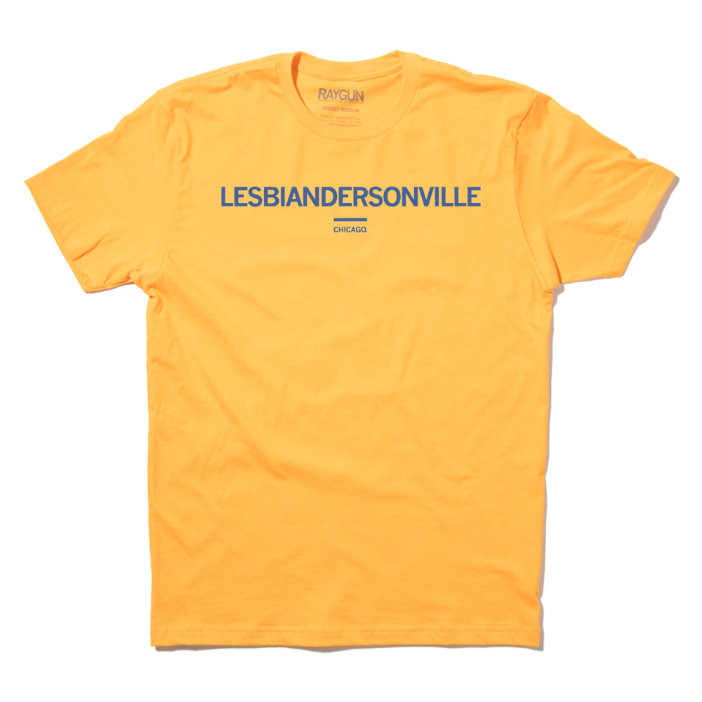 Lesbian Andersonville Shirt