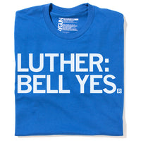 Luther College: Bell Yes T-Shirt
