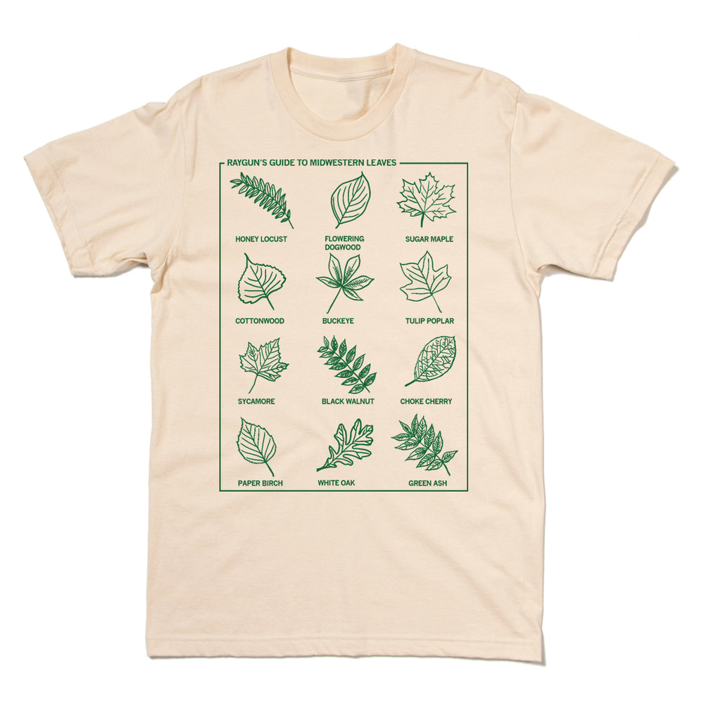 Leaves Of The Midwest Shirt