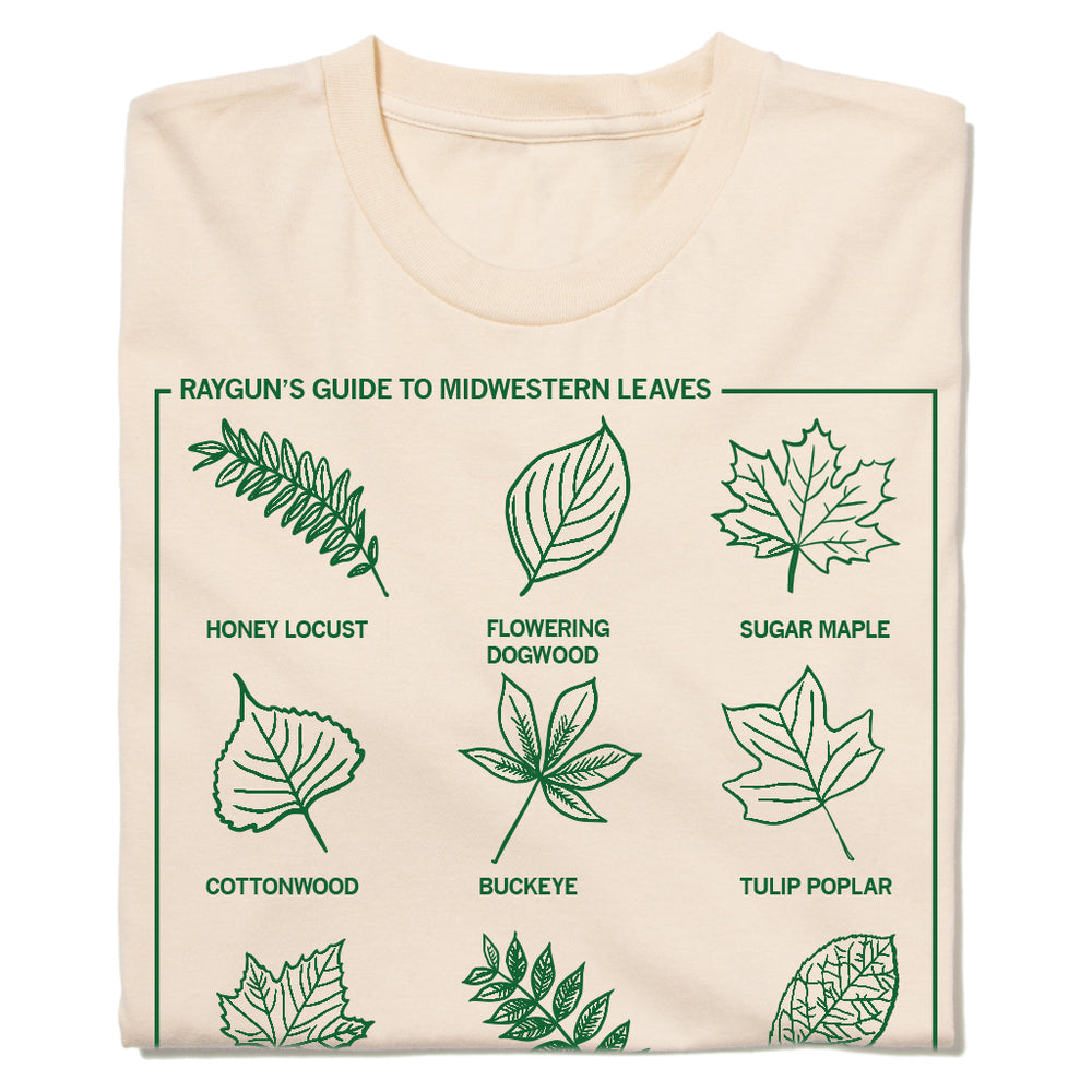 Midwestern Leaves T-Shirt