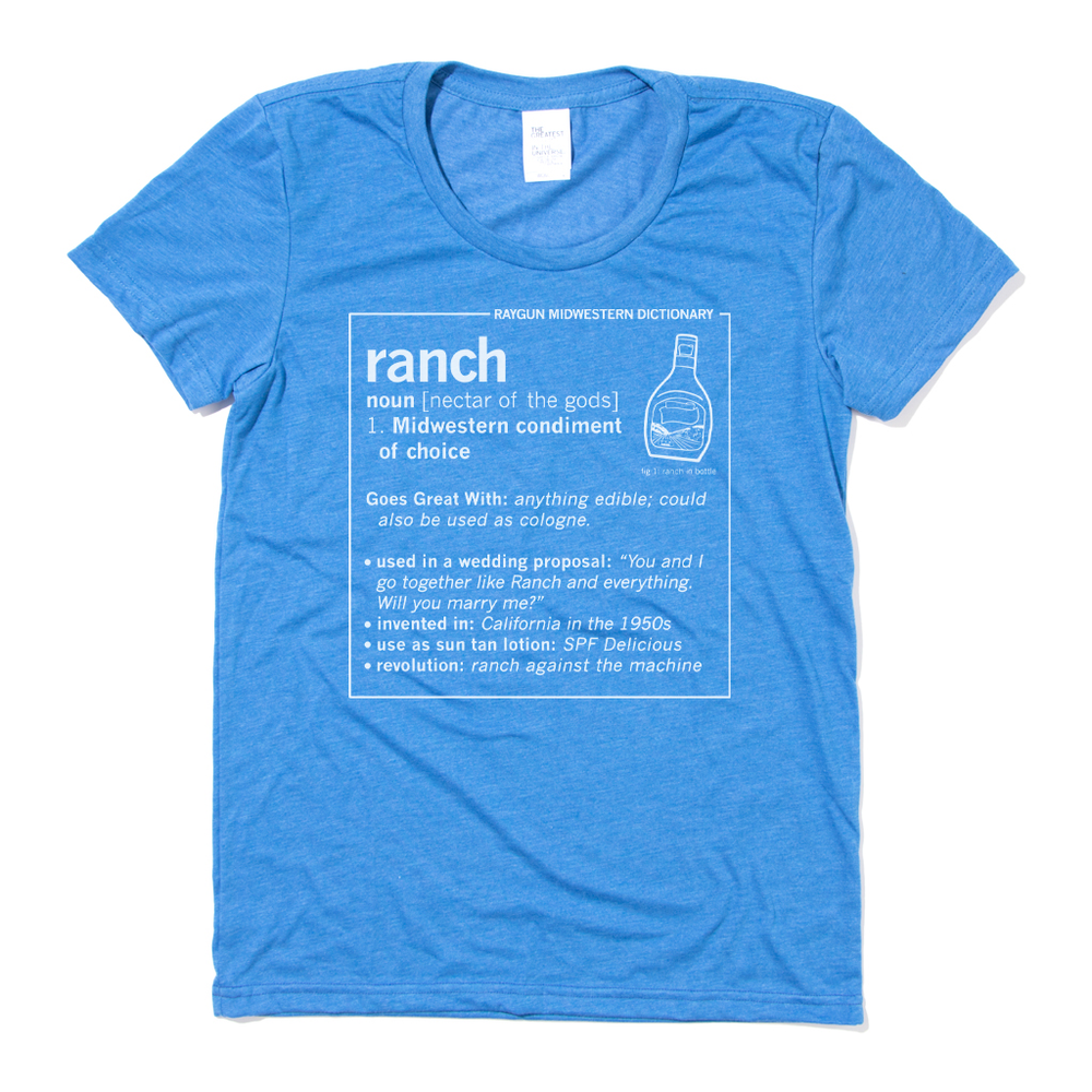 Midwestern Ranch Definition T-Shirt
