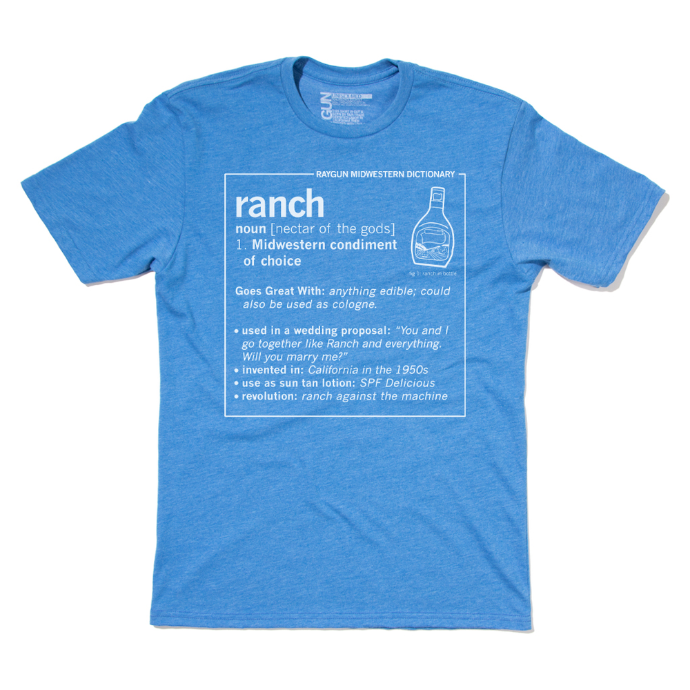 Definition Of Ranch Shirt