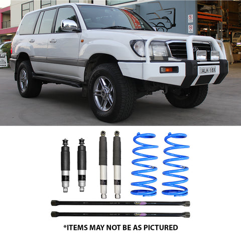 "SELECT 4WD ULTIMATE SUSPENSION 2"" LIFT KIT- 100 SERIES LANDCRUISER"