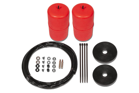"POLYAIR RED 2"" RAISED AIRBAG KIT-Toyota Prado, 120 Series (2003 - 2009)"