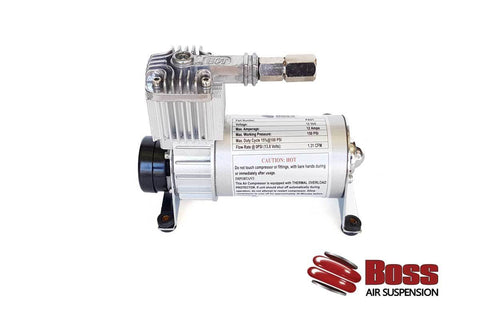 Boss Air Suspension 12 Volt Air Compressor PX01