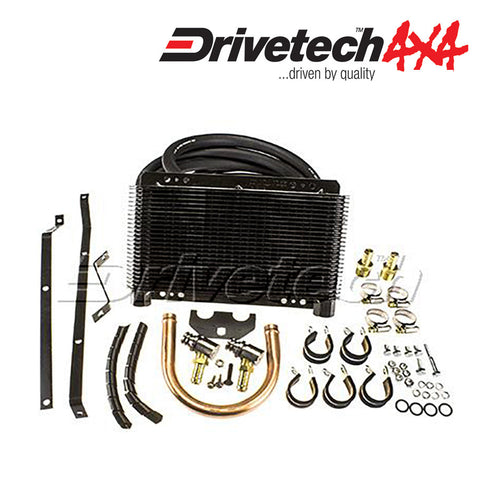 DRIVETECH 4X4 AUTOMATIC TRANSMISSION COOLER KIT- FORD RANGER PX/PX2