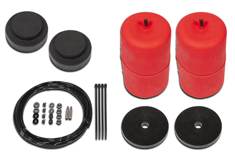 POLYAIR RED STANDARD HEIGHT AIRBAG KIT- Nissan Pathfinder, R51 (2005 - 2013)