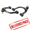 CALOFFROAD SPC ADJUSTABLE UPPER CONTROL ARMS- TOYOTA LANDCRUISER 200 SERIES