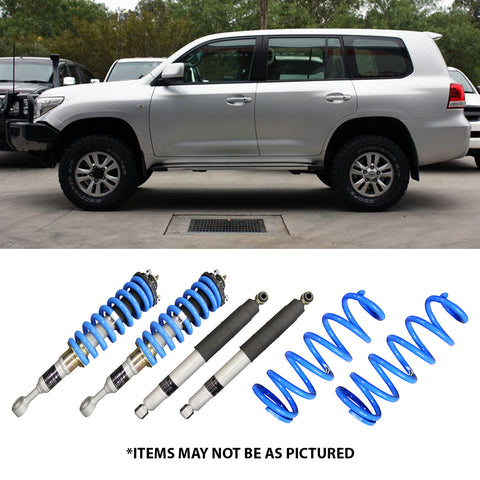 "SELECT 4WD ULTIMATE SUSPENSION 2"" LIFT KIT- LANDCRUISER 200 SERIES"