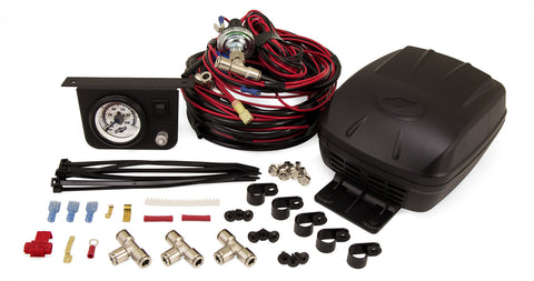 POLYAIR SINGLE GAUGE SINGLE PATH COMPRESSOR KIT