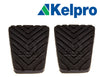 CLUTCH/BRAKE PEDAL PADS- PAJERO NH-NL