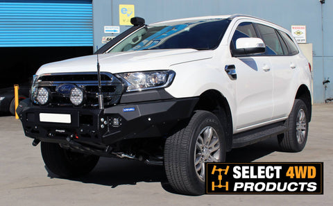 RIVAL BAR- PREMIUM ALLOY BUMPER- FORD EVEREST