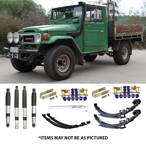 "SELECT 4WD ULTIMATE SUSPENSION 2"" LIFT KIT- 40 SERIES LANDCRUISER (LWB)"