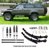 "SELECT 4WD OVERLAND SERIES 2"" LIFT KIT- TOYOTA 4RUNNER GEN1 (IFS)"