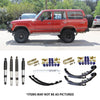 "SELECT 4WD OVERLAND SERIES 2"" LIFT KIT- 60 SERIES LANDCRUISER"