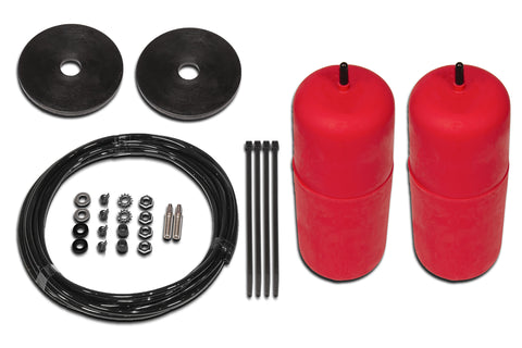 POLYAIR RED STANDARD HEIGHT AIRBAG KIT- Nissan Pathfinder, R52 (2013 - Current)