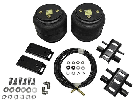 POLYAIR BELLOWS STANDARD HEIGHT AIRBAG KIT FOR FORD RANGER PX (2011 - PRESENT)