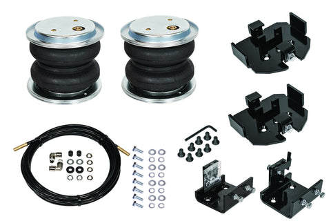 POLYAIR BELLOWS STANDARD HEIGHT AIRBAG KIT (NO DRILL) Mazda BT-50, 4WD (2012 - Current)