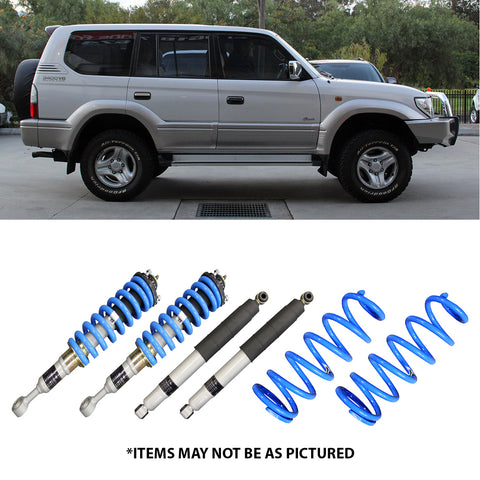 "SELECT 4WD OVERLAND SERIES 2"" LIFT KIT- PRADO 90 SERIES"