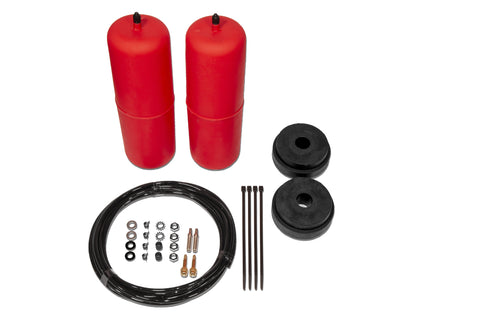 POLYAIR RED STANDARD HEIGHT AIRBAG KIT- Land Rover Defender, 130 (1984 - 2016)
