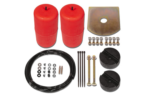 POLYAIR RED STANDARD HEIGHT AIRBAG KIT- Land Rover Defender, 110 (1984 - 2016)