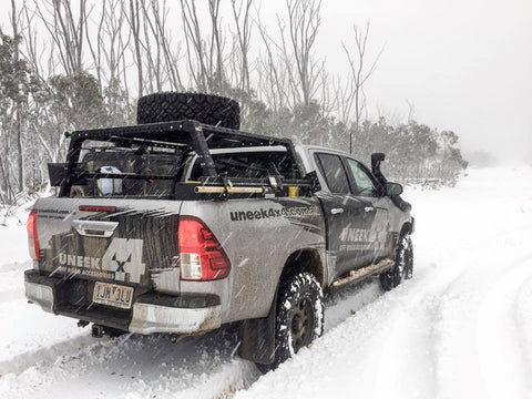 UNEEK 4X4 ADVENTURE RACK- MULTI FIT FOR UTE TUBS