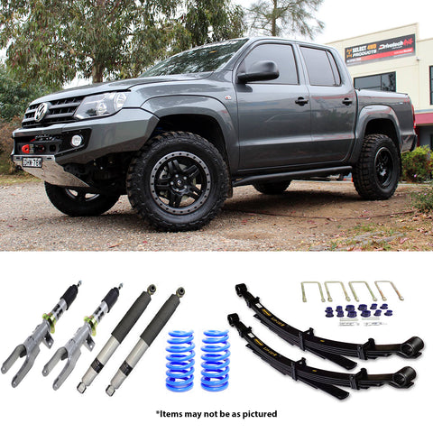 "SELECT 4WD OVERLAND SERIES 2"" LIFT KIT- VW AMAROK"