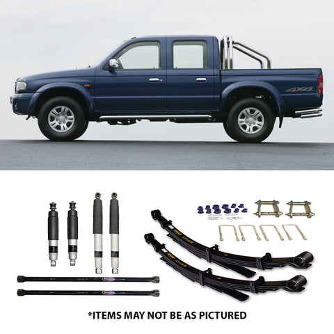 "SELECT 4WD ULTIMATE SUSPENSION 2"" LIFT KIT- MAZDA BRAVO"