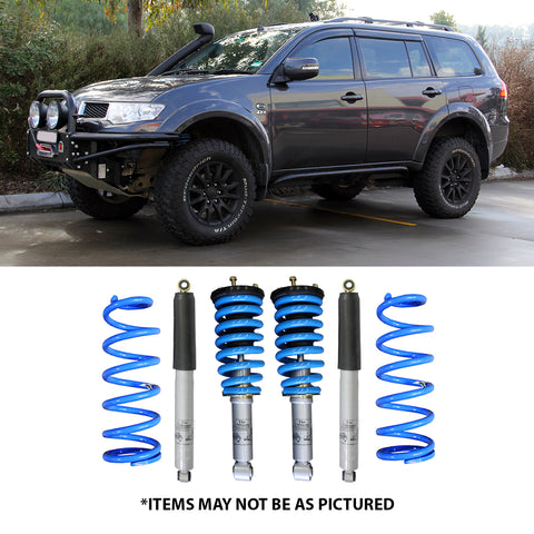 "SELECT 4WD OVERLAND SERIES 2"" LIFT KIT- CHALLENGER PB/PC"