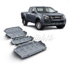 DRIVETECH 4X4- RIVAL UNDERBODY ARMOUR KIT (D-MAX 2012-ON)