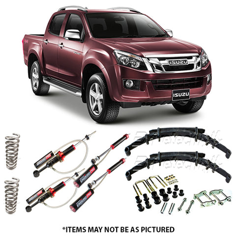 ISUZU 4WD PARTS, SUSPENSION AND ACCESSORIES – Select 4WD