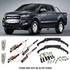 DRIVETECH 4X4 ENDURO PRO MONOTUBE LIFT KIT- FORD RANGER PX 1 & 2