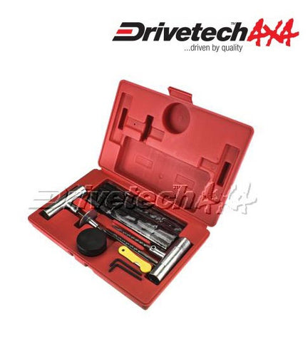 DRIVETECH 4X4 TYRE REPAIR/PUNCTURE KIT