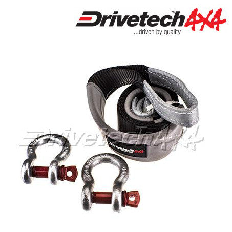 DRIVETECH 4X4 EQUALISER/BRIDAL STRAP KIT