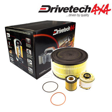 DRIVETECH 4X4 FILTER SERVICE KIT- FORD PX RANGER