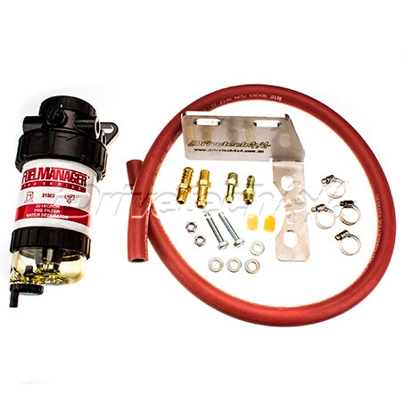 DRIVETECH 4x4 FUEL MANAGER PRE-FILTER & WATER SEPARATOR (TOYOTA LANDCRUISER 200 SERIES)