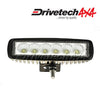 DRIVETECH 4X4 LED WORK LIGHT- 6""