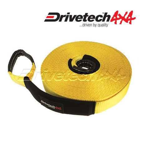 DRIVETECH 4X4 WINCH EXTENSION STRAP