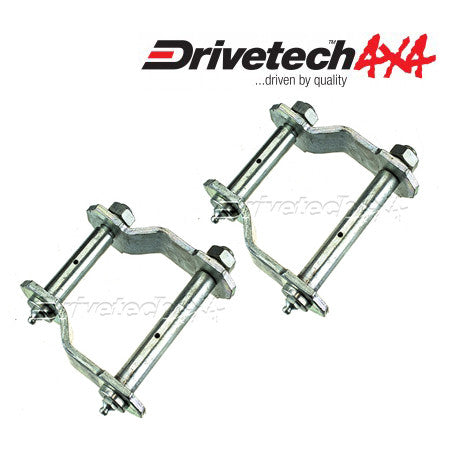 TOYOTA 4RUNNER GREASEABLE SHACKLES- FRONT