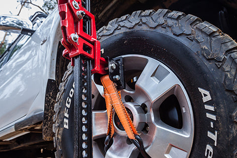 DRIVETECH 4X4 HIGH LIFT JACK WHEEL LIFT