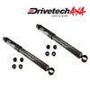 LANDCRUISER 75 SERIES- ENDURO GAS SHOCK ABSORBERS- REAR PAIR
