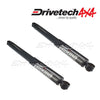 FORD RANGER PX- ENDURO GAS SHOCK ABSORBERS- REAR PAIR