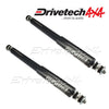 80 SERIES LANDCRUISER- ENDURO GAS SHOCK ABSORBERS- FRONT PAIR