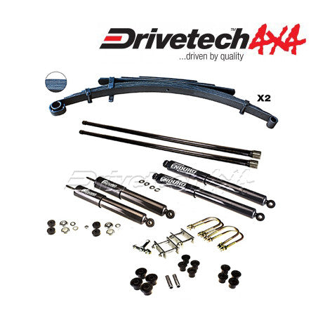 DRIVETECH 4X4 LIFT KIT- GREAT WALL V200/240