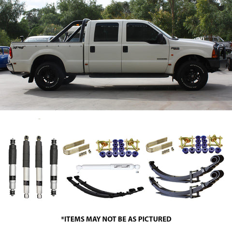 "SELECT 4WD OVERLAND SERIES 2"" LIFT KIT- FORD F250 (2001-11/2006)"