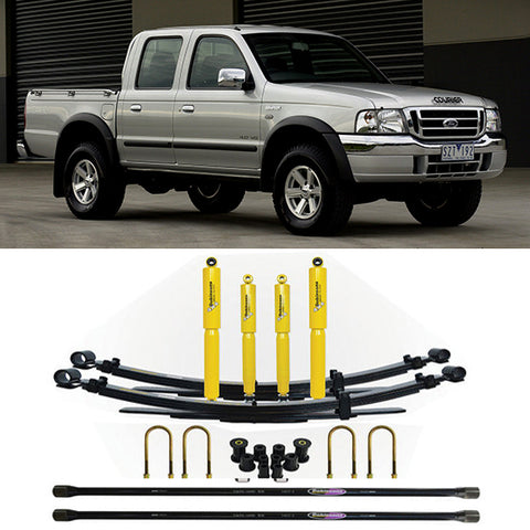 DOBINSONS NITRO GAS LIFT KIT- FORD COURIER