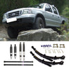 "SELECT 4WD OVERLAND SERIES 2"" LIFT KIT- FORD COURIER"