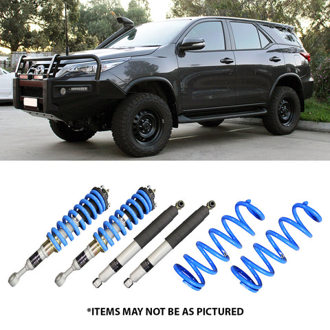 "SELECT 4WD ULTIMATE SUSPENSION 2"" LIFT KIT- FORTUNER"